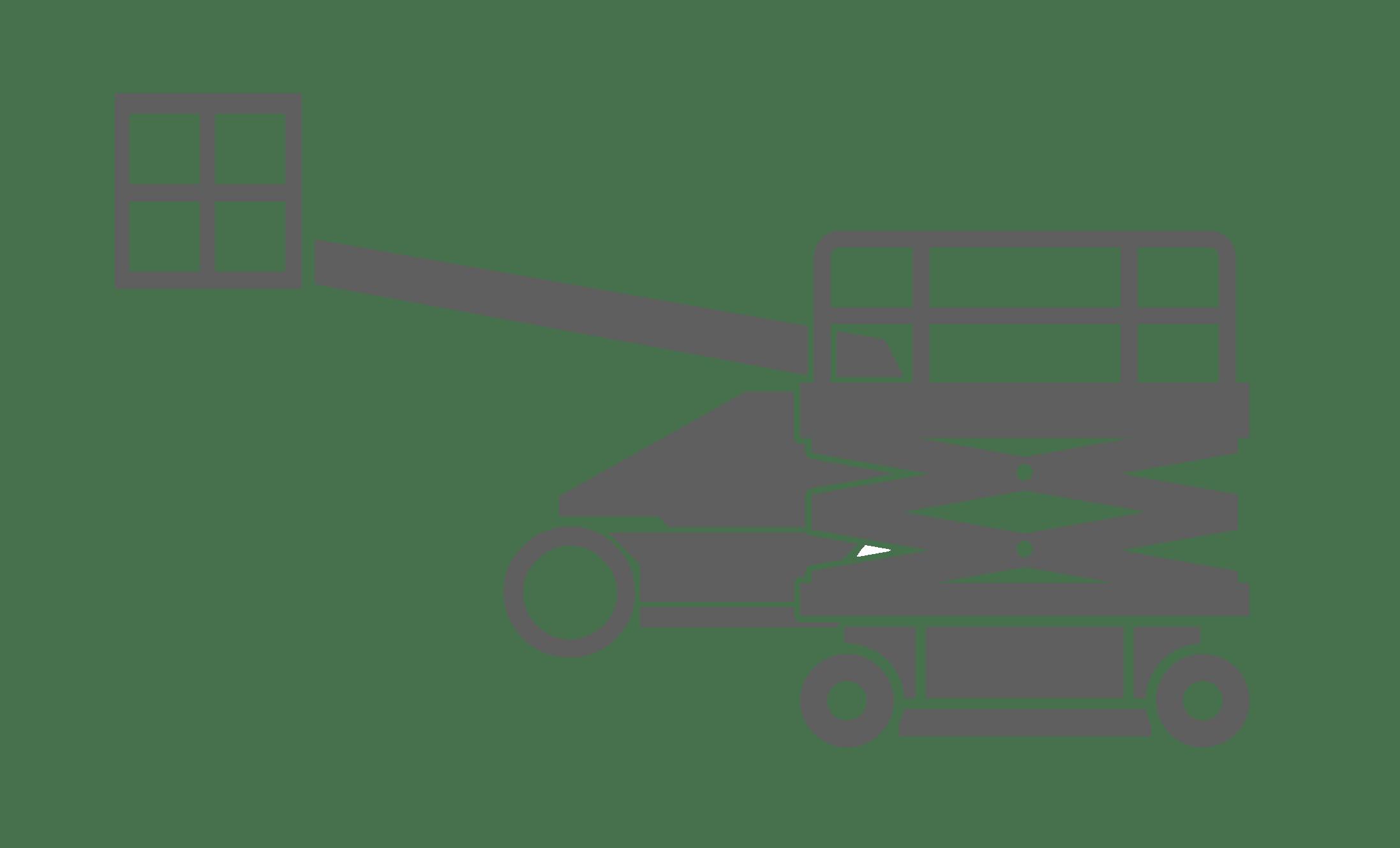 Aerial Scissor Lift