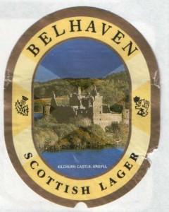 Belhaven Scottish Lager