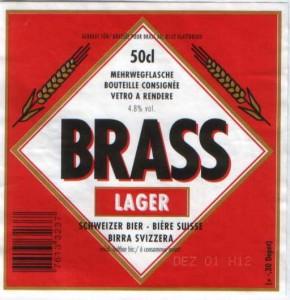 Brass Lager