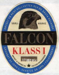 Bryggt Falcon