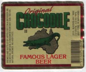 Crocodile Original II