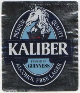Kaliber Alcohol Free Lager