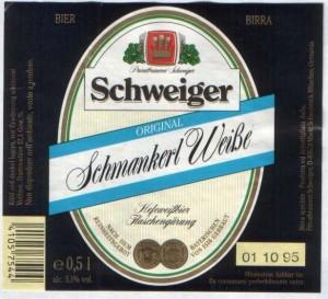 Schweiger Schmenkerl Weisse