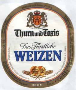 Thurn und Taxis Weizen