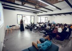 Kinshasa Policy Hackathon : quand innovateurs et gouvernement travaillent main dans la main