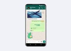 WhatsApp permet enfin à ses utilisateurs d'envoyer et de recevoir de l'argent gratuitement