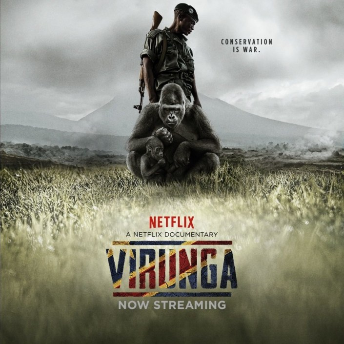 Virunga Documentary - Netflix poster