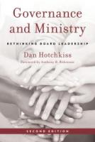 Governance and Ministry, by Dan Hotchkiss