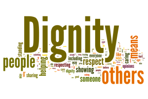 Dignity Wordle