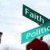 Faith and Politics Signs