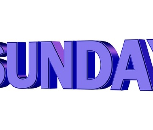Sunday May Be Sacred But Church Is Not Congregational Consulting Group
