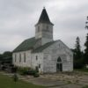Old church building