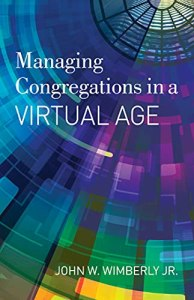 book cover - Managing Congregations in a Virtual Age