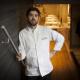 Oscar Garcia, chef del restaurante Baluarte de Soria