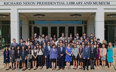 Southern California Student Leaders Earn Congress' Award for Youth