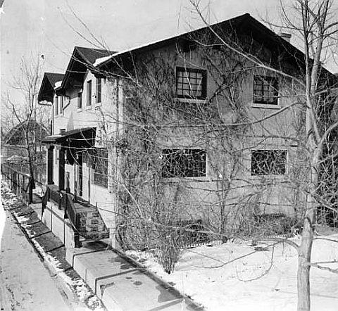 Anne Evans House 1920-1930