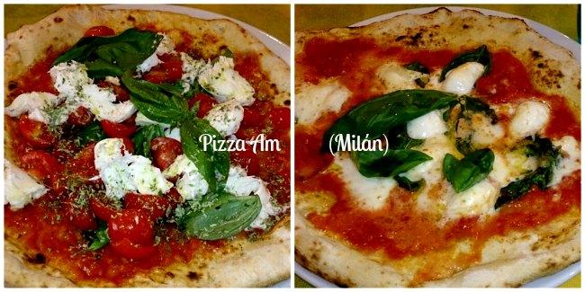 Pizza-Am: La Mejor Pizzería de Milán