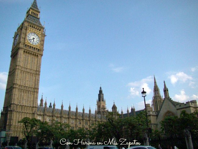 Londres II: Un Poco de Comida India