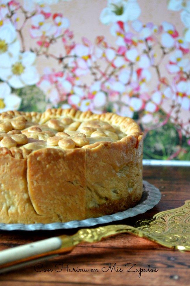 Tarta de Manzana y Frutas Especiadas