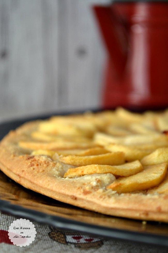 Tarta de Manzana para Vagos