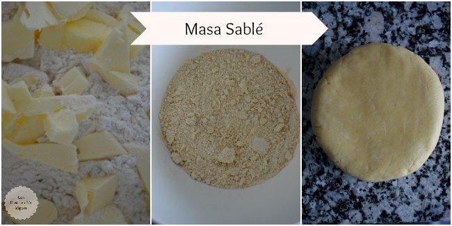 Masa Sablè