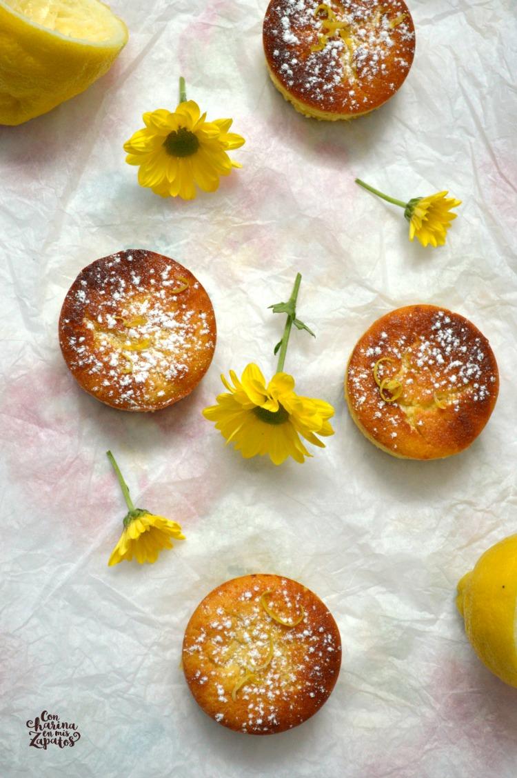 Bizcochitos de Limón y Mascarpone