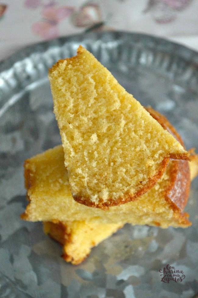 Bundt Cake de Leche Condensada | CON HARINA EN MIS ZAPATOS