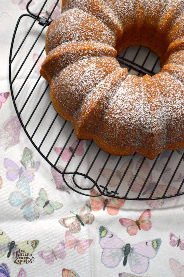 Bundt Cake de Leche Condensada