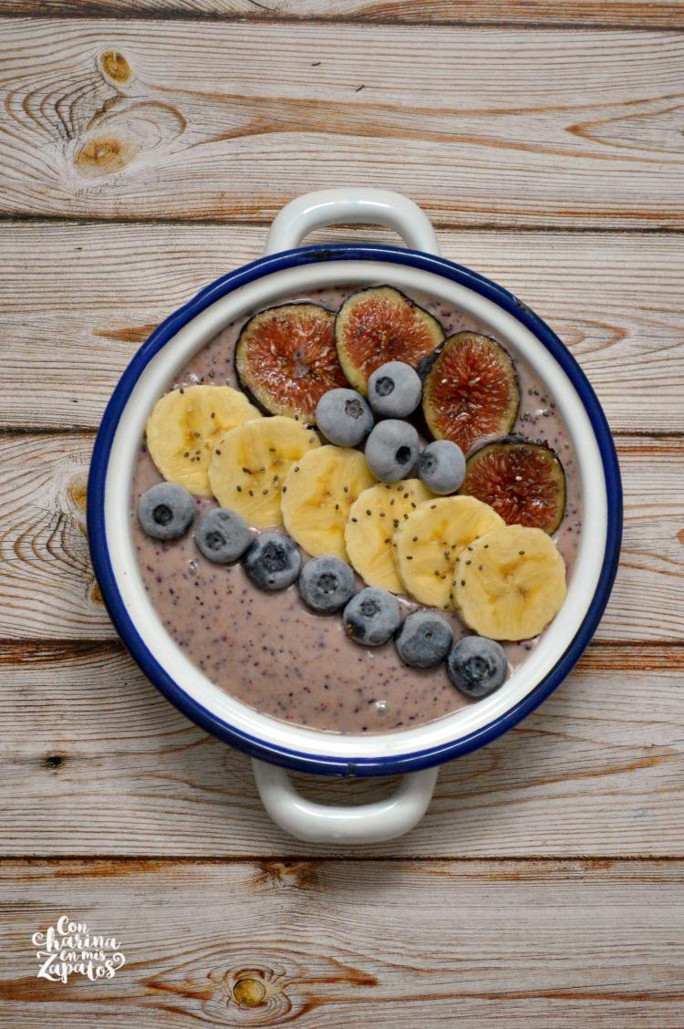 Higos y Arándanos para Desayunar