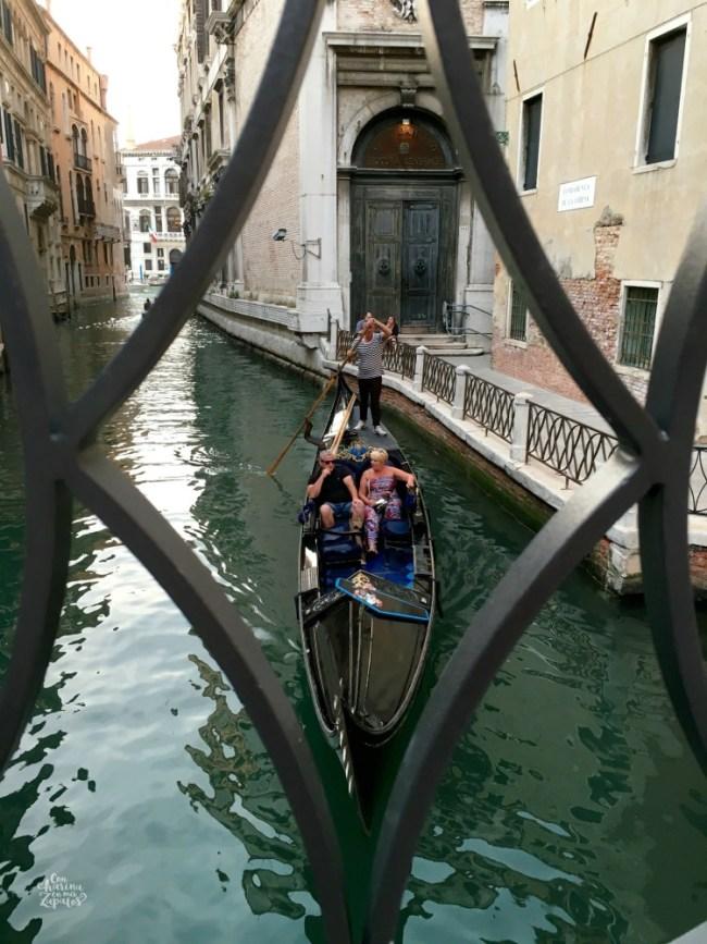 Un viaje a Venecia | CON HARINA EN MIS ZAPATOS