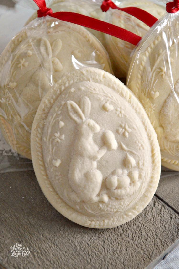 Springerle. Las galletas más bonitas del mundo.