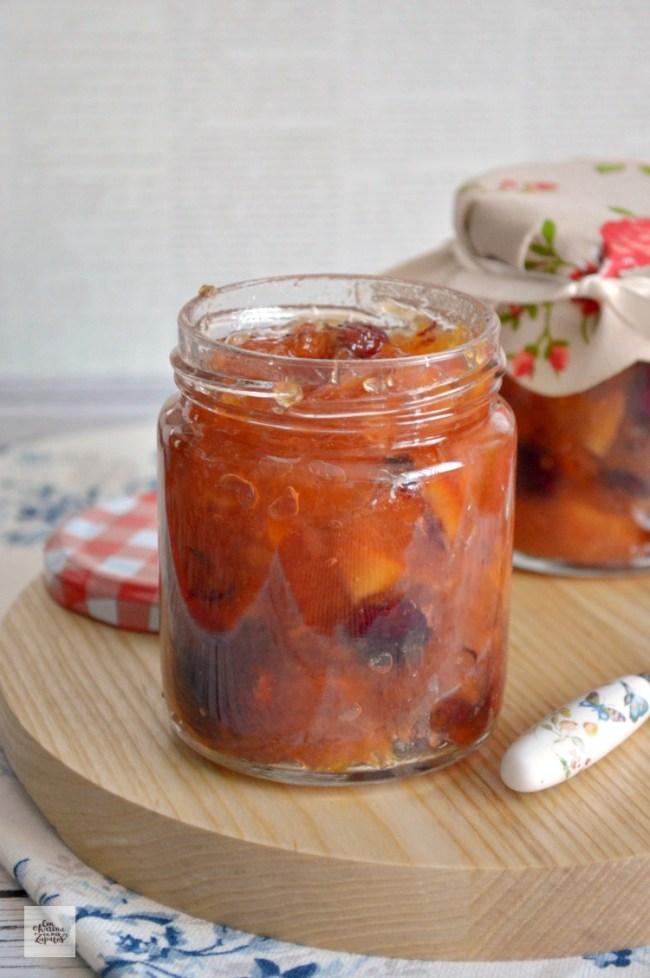 Mermelada de Pera y Manzana | CON HARIINA EN MIS ZAPATOS