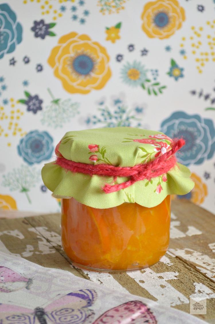 Mermelada de Naranja y Mango