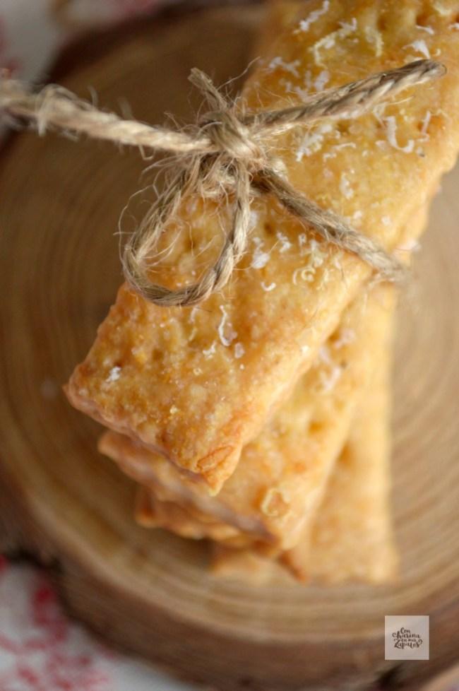 Galletas Saladas | CON HARINA EN MIS ZAPATOS
