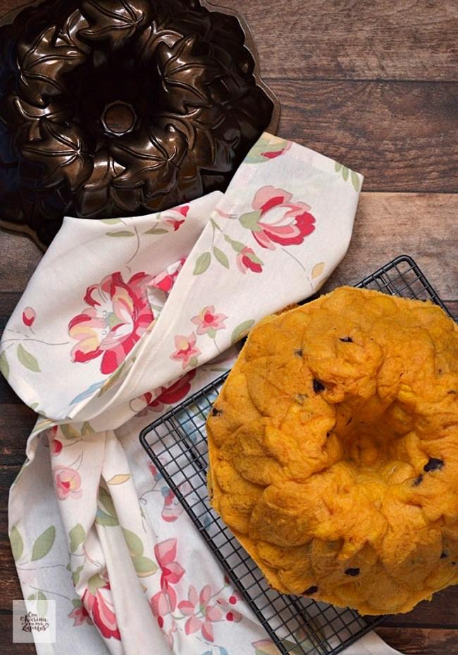 Brioche de Calabaza y Chocolate | CON HARINA EN MIS ZAPATOS
