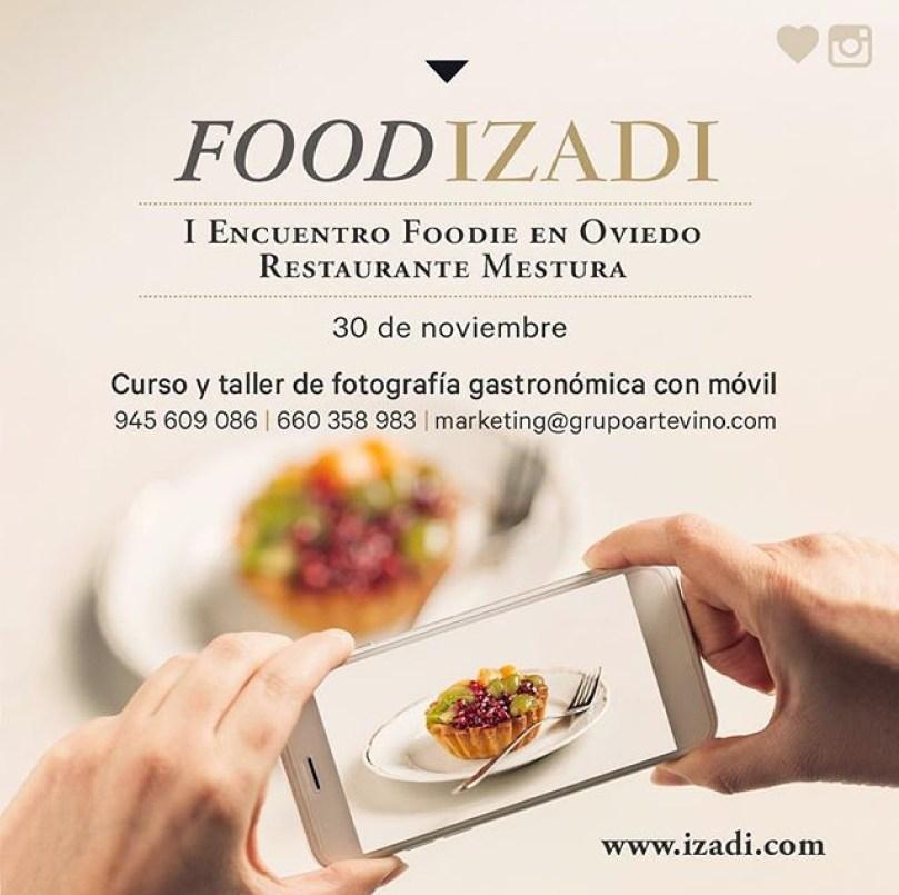 I Encuentro Foodie «Bodegas Izadi»