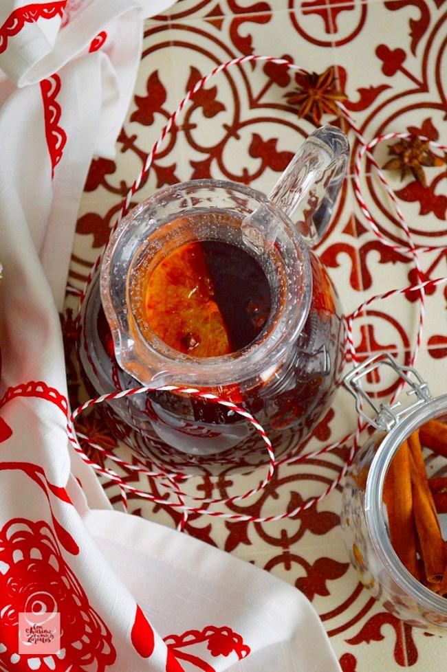 Mulled Wine | CON HARINA EN MIS ZAPATOS