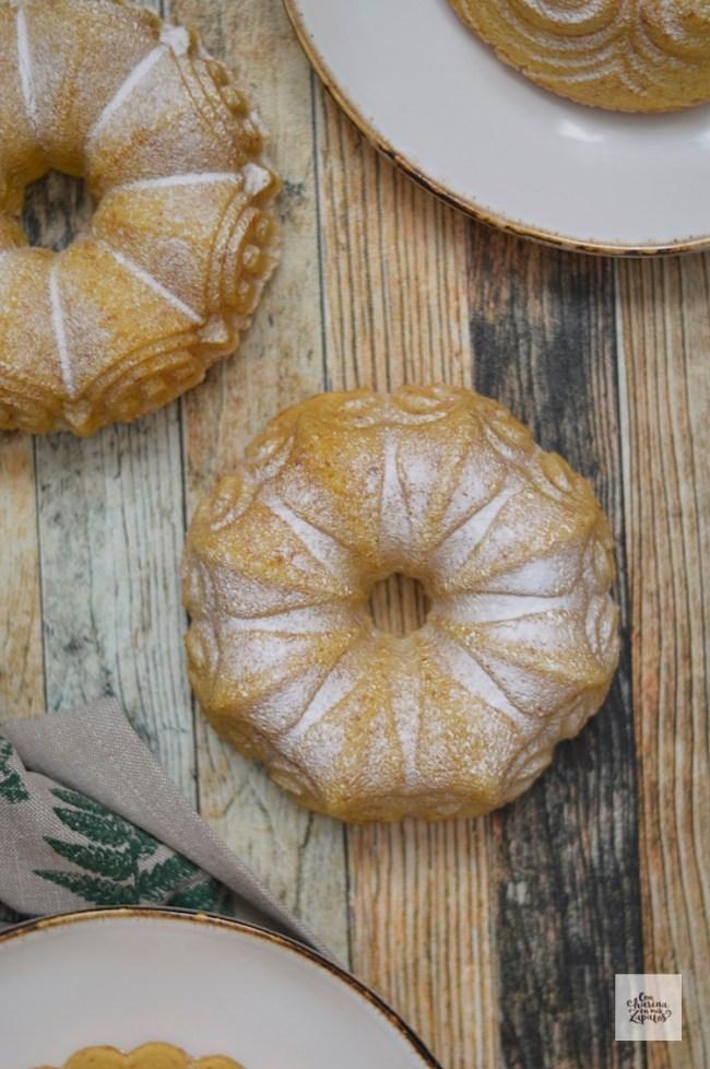 Bizcochitos de Naranja y Cointreau | CON HARINA EN MIS ZAPATOS