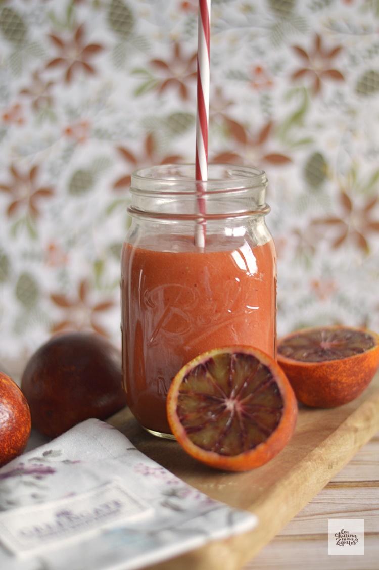 De Naranja Con Zapatos Mango Sanguina Harina Y En Smoothie Mis fgIYb6y7v