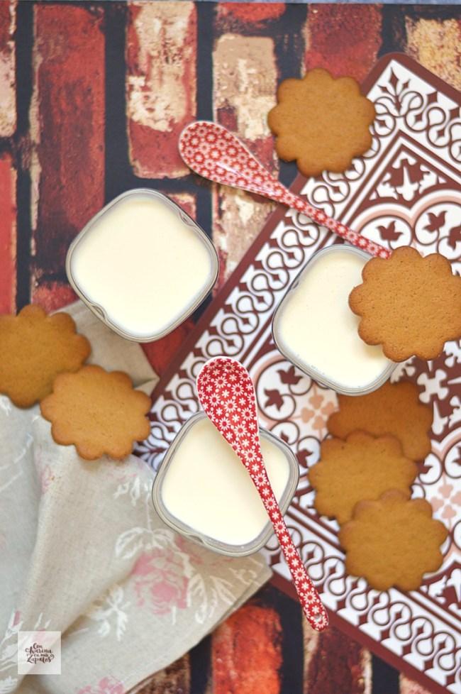 Yogures de Mascarpone | CON HARINA EN MIS ZAPATOS