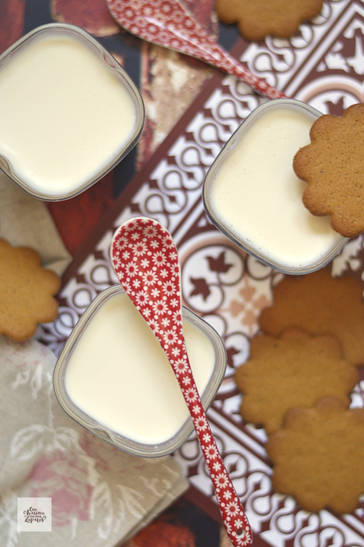 Cómo hacer Yogures de Mascarpone