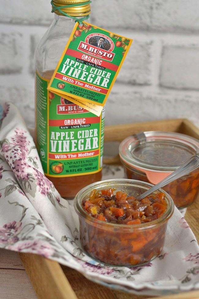 Chutney de Calabaza y Manzana | CON HARINA EN MIS ZAPATOS