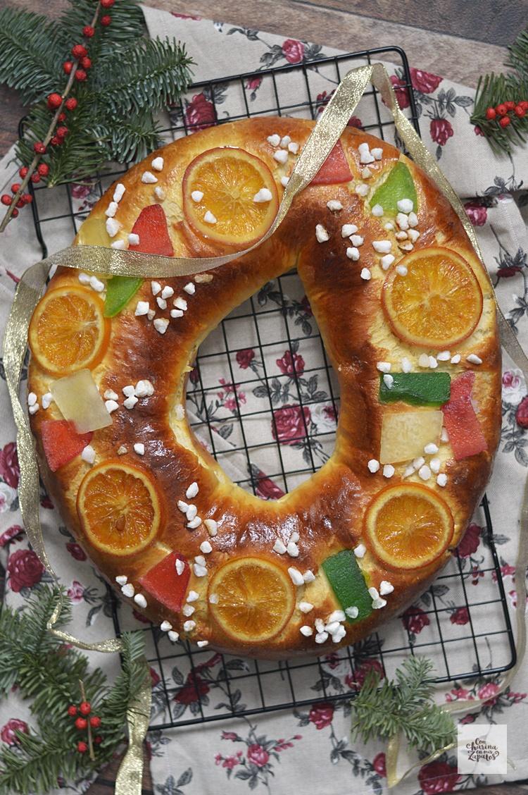 Roscón de Reyes | CON HARINA EN MIS ZAPATOS