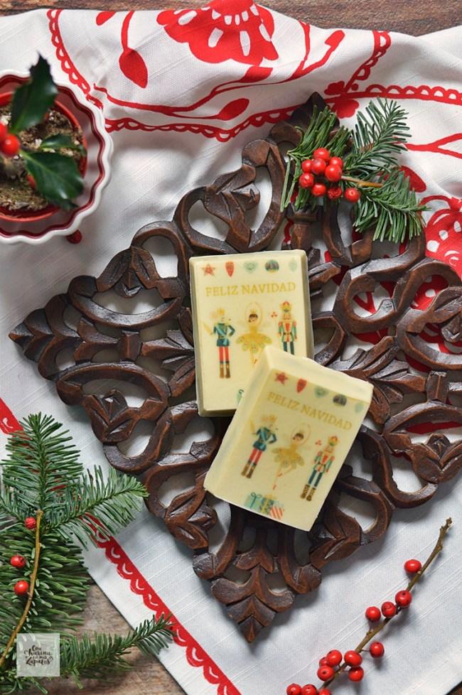 Chocolatinas de Navidad | CON HARINA EN MIS ZAPATOS