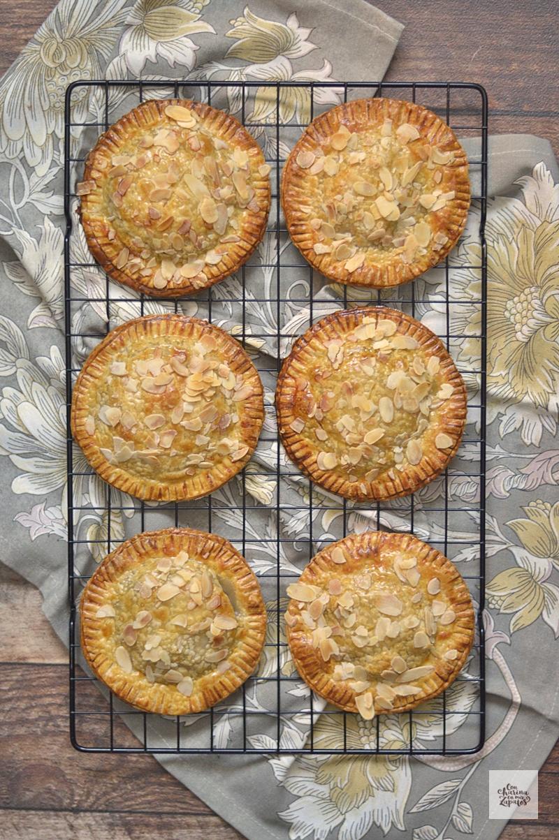 Empanadas de Piña y Manzana
