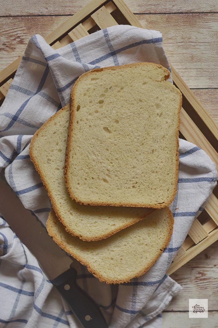Receta de Pan de Yogur y Miel