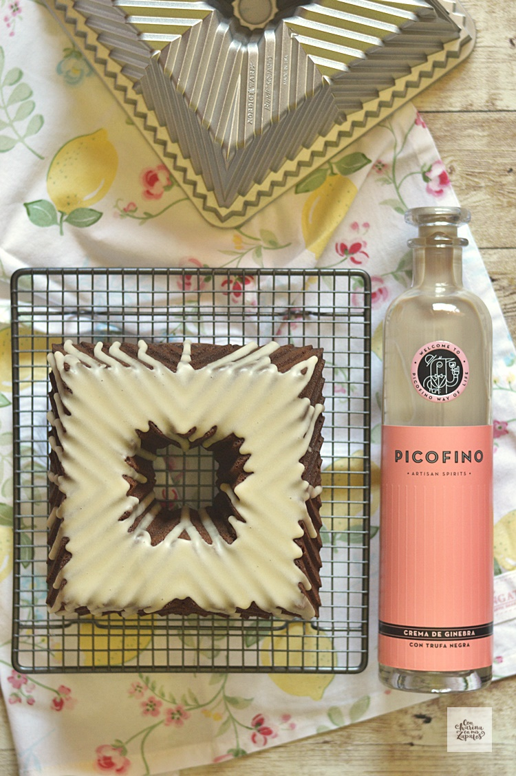Bizcocho de Chocolate Blanco «Picofino»