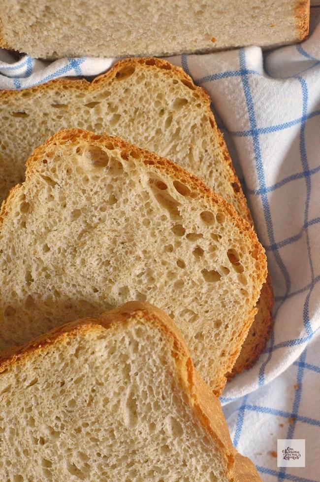 Pan de Centeno y Kefir | CON HARINA EN MIS ZAPATOS