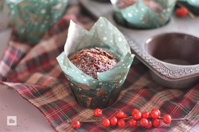 Mincemeat Muffins | CON HARINA EN MIS ZAPATOS