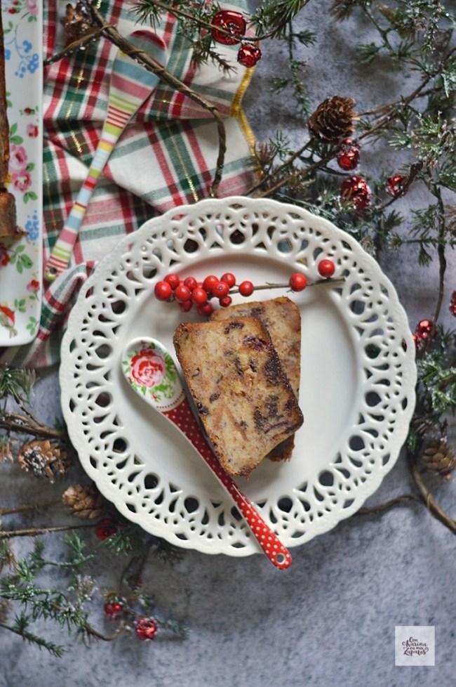 Pudding de Chocolate y Dátiles | CON HARINA EN MIS ZAPATOS
